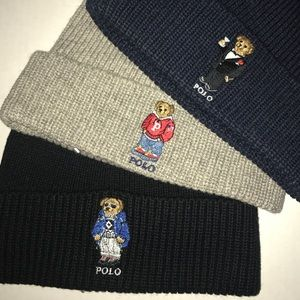 Polo by Ralph Lauren Accessories - POLO BEAR Winter Hat $45 by Ralph Lauren